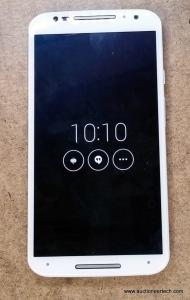 Moto Display on the Moto X
