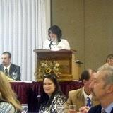 Kathy McBride addresses KAAA