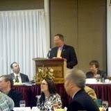 2009 President Dave Webb